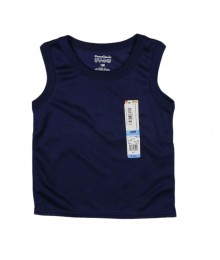Garanimals Navy Boys Tank Tee Little Boy