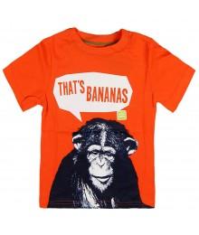 Crazy 8 Orange Boys Tee Thats Bananas