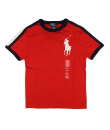 Polo Red Big Pony Cotton Tee
