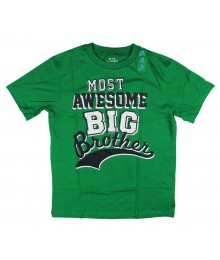 Childrens Place Green Boys Tees