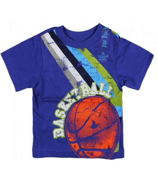 Childrens Place Basketball Graphic Tee