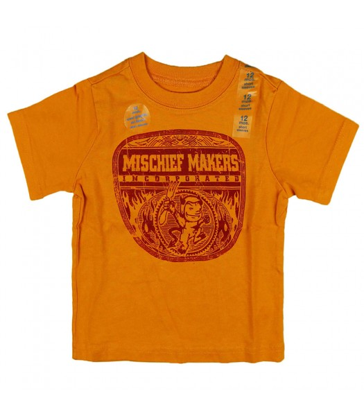 Childrens Place Mischief Makers Graphic Tee