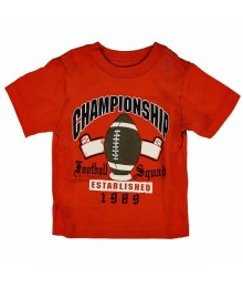Childrens Place Football Squad Graphic Tee