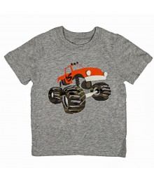 Carters Boys Round Neck Tee Baby Boy