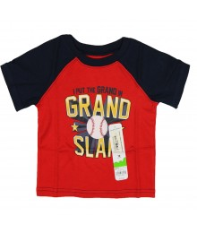Jumping Beans Red Grand Slam Tee