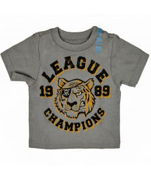 Childrens Place League Graphic Tee - Grey