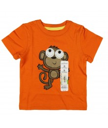 Jumping Beans Orange Googling Eye Monkey