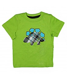 Jumping Beans Lemon Green Tee