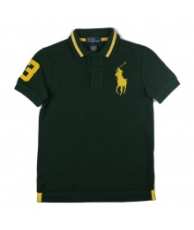 Polo Green Wt Yellow Pony N #3