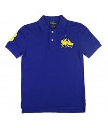 Polo Dual Match Pony Blue T/Shirt