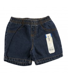Okie Dokie  Blue Wash Denim Shorts