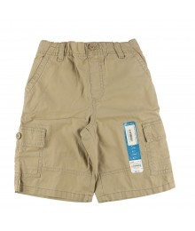 Sonoma Khaki /Tan Boys Cargo Shorts Little Boy