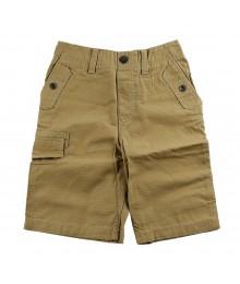 Sonoma Tan Ripstop Boys Cargo Shorts