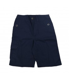 Sonoma Navy Blue Boys Cargo Shorts