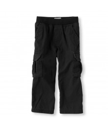 Childrens Place Blackcargo Trousers  Bottoms
