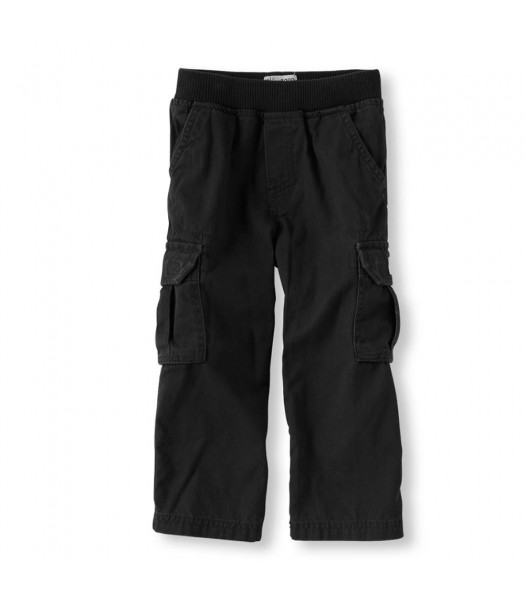 Childrens Place Blackcargo Trousers