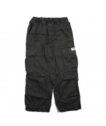 Childrens Place Dark Grey Boys Cargo Trousers