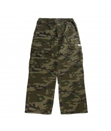 Childrens Place Green Camo Boys Cargo Trousers Little Boy