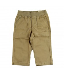 Arizona Tan Banded Waist Chinos