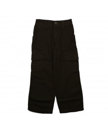 Sonoma Dark Brown Ripstop Boys Cargo Trousers