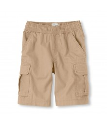 Childrens Place Cream Boys Cargo Shorts Little Boy