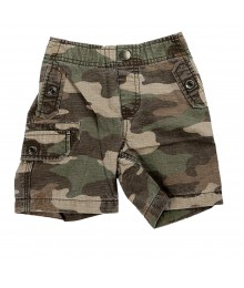Sonoma Green Carmo Boys Shorts