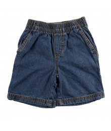 Citrco Light Blue Denim Boys Shorts