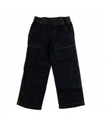 Citrco Dark Blue Boys Jeans Little Boy