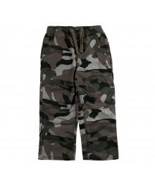 Oshkosh Grey Camo Boys Trousers
