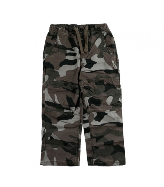 Oshkosh Grey Camo Boys Trousers
