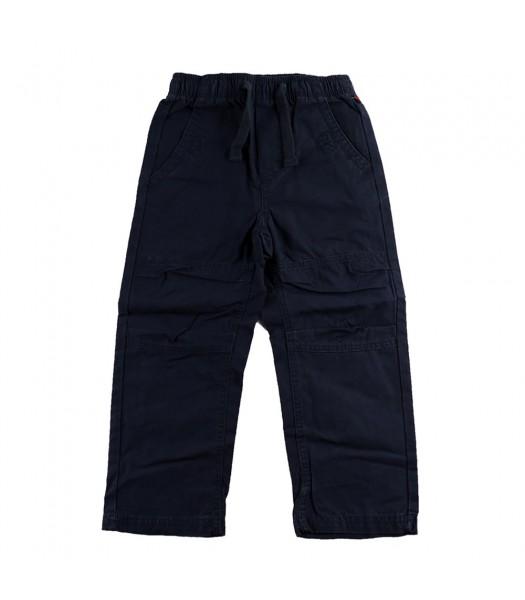 Oshkosh Navy Boys Twill Trousers