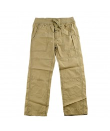 Carters Tan Boys Twill Trousers Little Boy