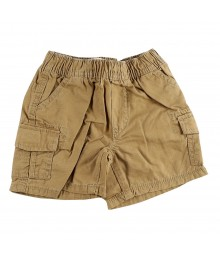 Childrens Place Tan Boys Cargo Shorts  Bottoms