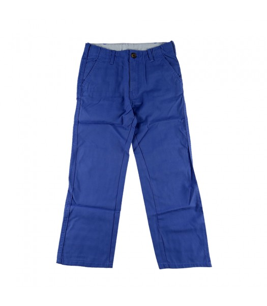 Carters Blue Relaxed Chino Style Boys Pants