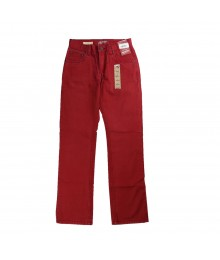 Arizona Red Skinny Boys Jeans