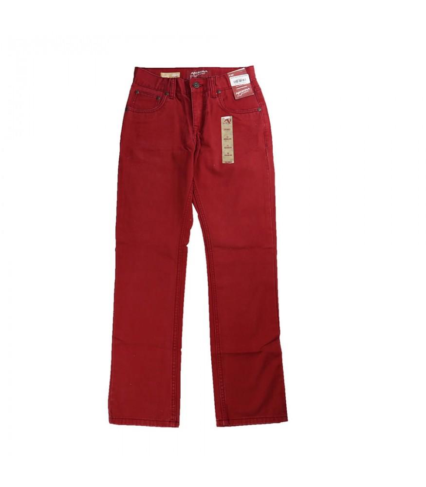 Arizona Red Skinny Boys Jeans