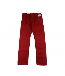 Arizona Red Skinny Fit Jeans Boys Big Boy