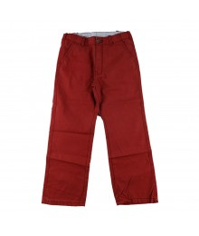 Carters Red Chino Style Boys Pants