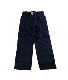 Carters Navy Pull-On Cargo Pants Little Boy