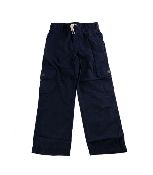 Carters Navy Pull-On Cargo Pants
