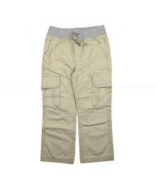 Carters Khaki Drawstrings Cargo Pants