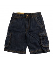 Cherokee Blue Combat Jeans Shorts Bottoms