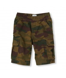 Childrens Place Carmo Boys Cargo Shorts