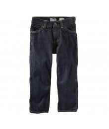 Oshkosh Dark Wash Boys Classic Jeans