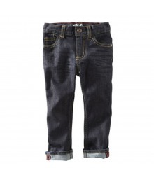 Oshkosh Dark Wash Boys Skinny Jeans Little Boy