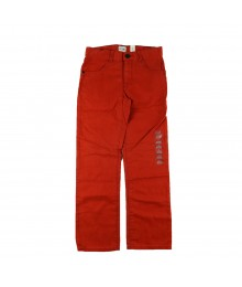 Childrens Place Orange Straight Jeans Big Boy