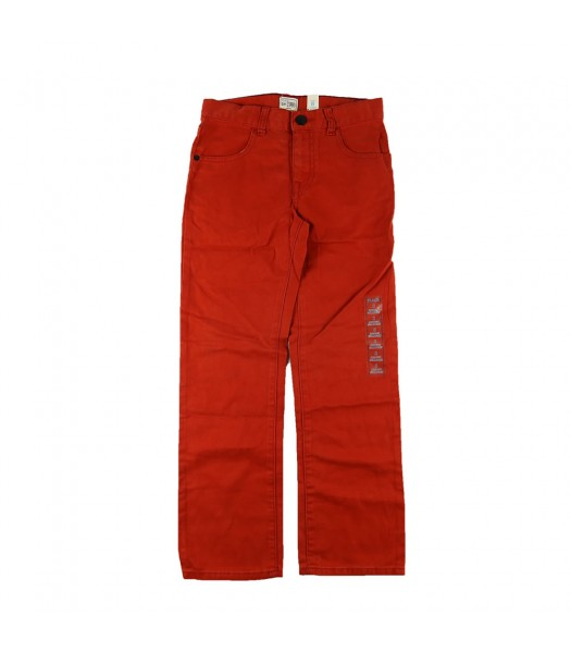 Childrens Place Orange Straight Jeans