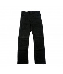 Gap Black/Grey Corduroy Slim Straight Fit