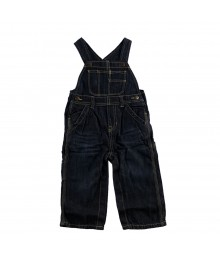 Gap Blue Boys Denim Dungarees Bottoms