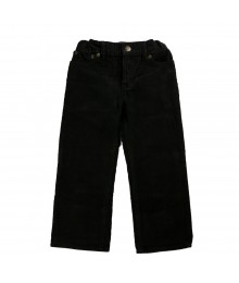 Gap Black Corduroy Trouser For Toddlers